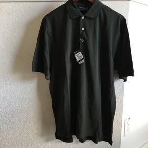 Bobby Jones Players Collection Polo Shirt Sz M